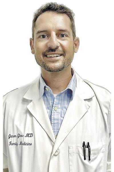 Dr. Glow joins Metter medical staff