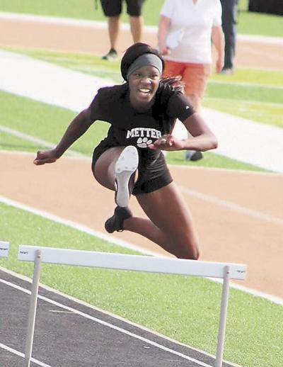 Tigers set 17 personal records at meet