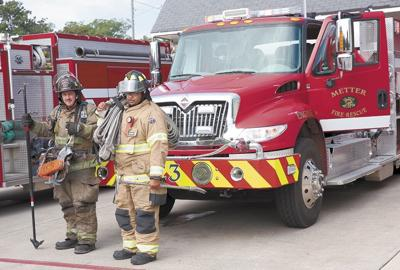 City, county to split fire budget excess