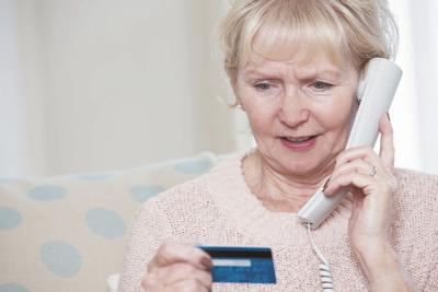 ANATOMY OF A SCAM:ANATOMY OF A SCAM:Local officer records  scammer's phone call