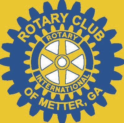Rotary Club of Metter meeting