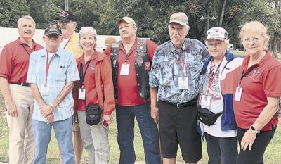 Local Vietnam veteran, Guardians take part in Honor Flight