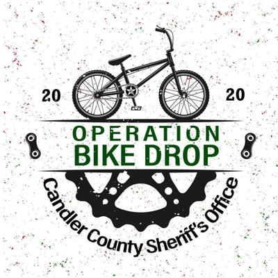 CCSO receives over 80 bikes for Christmas