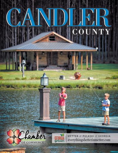 New Candler Magazine & Chamber Guide published