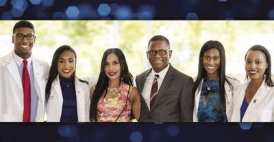 Family of Black doctors
