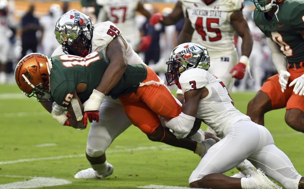 Florida A&M wide receiver