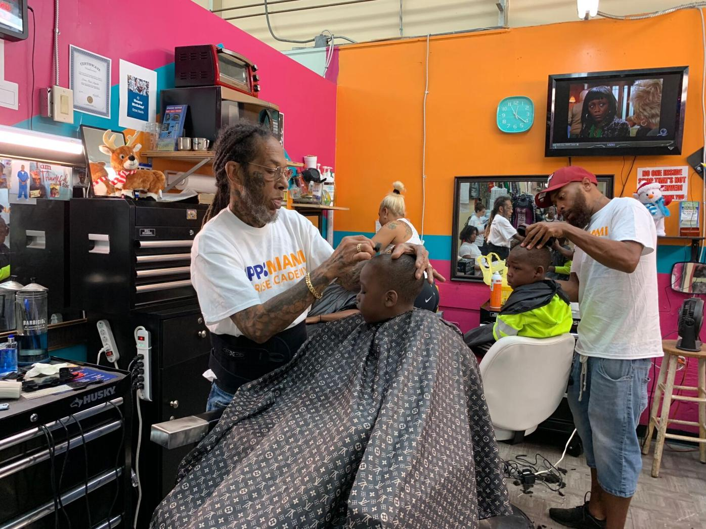 free haircuts 2