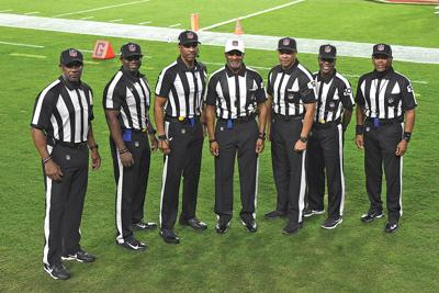 All-black officiating crew