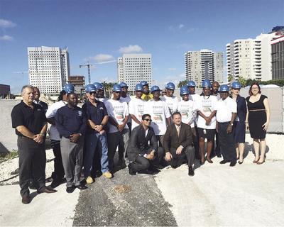 Miami World Center Construction