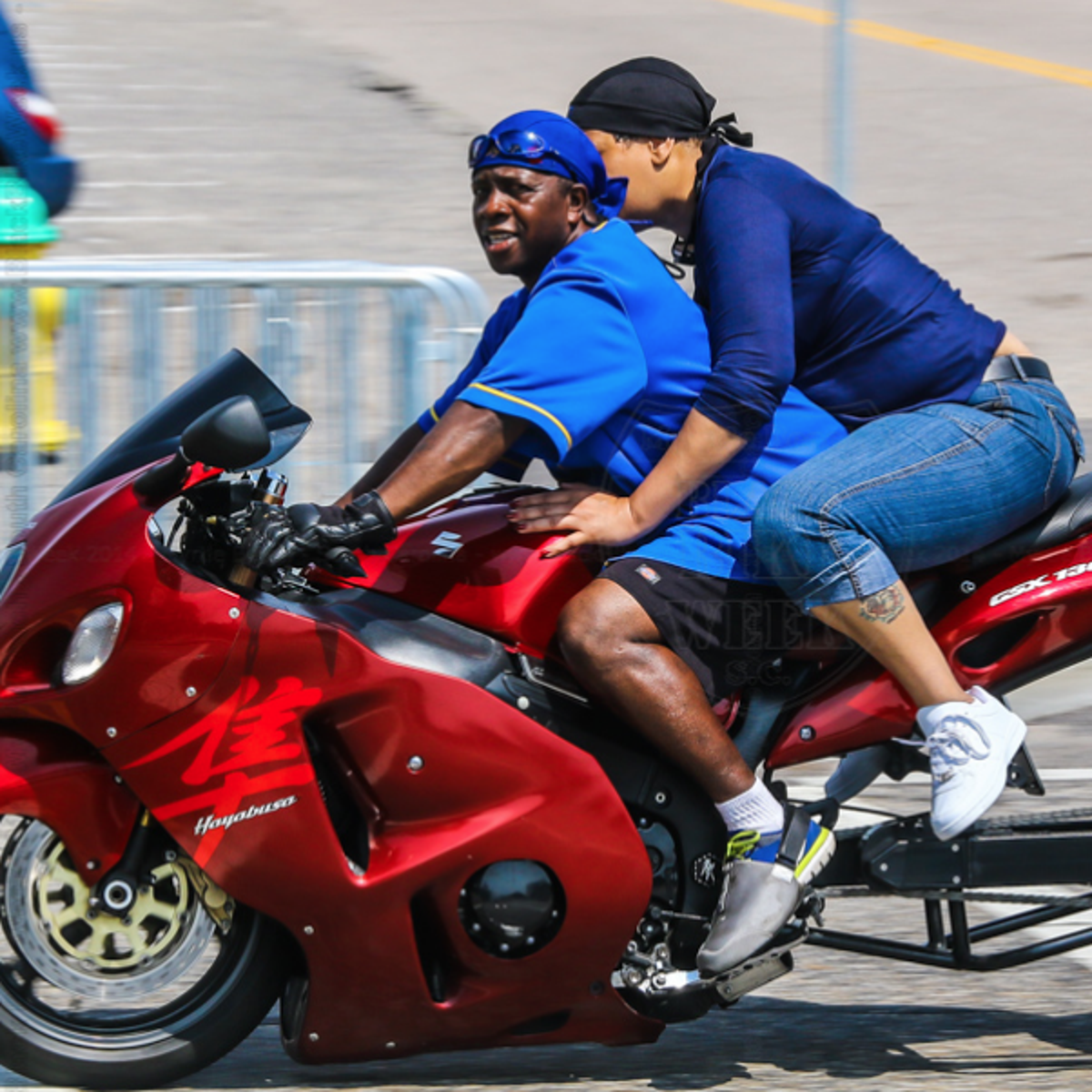 Naacp Sues Over Black Bike Week Rules