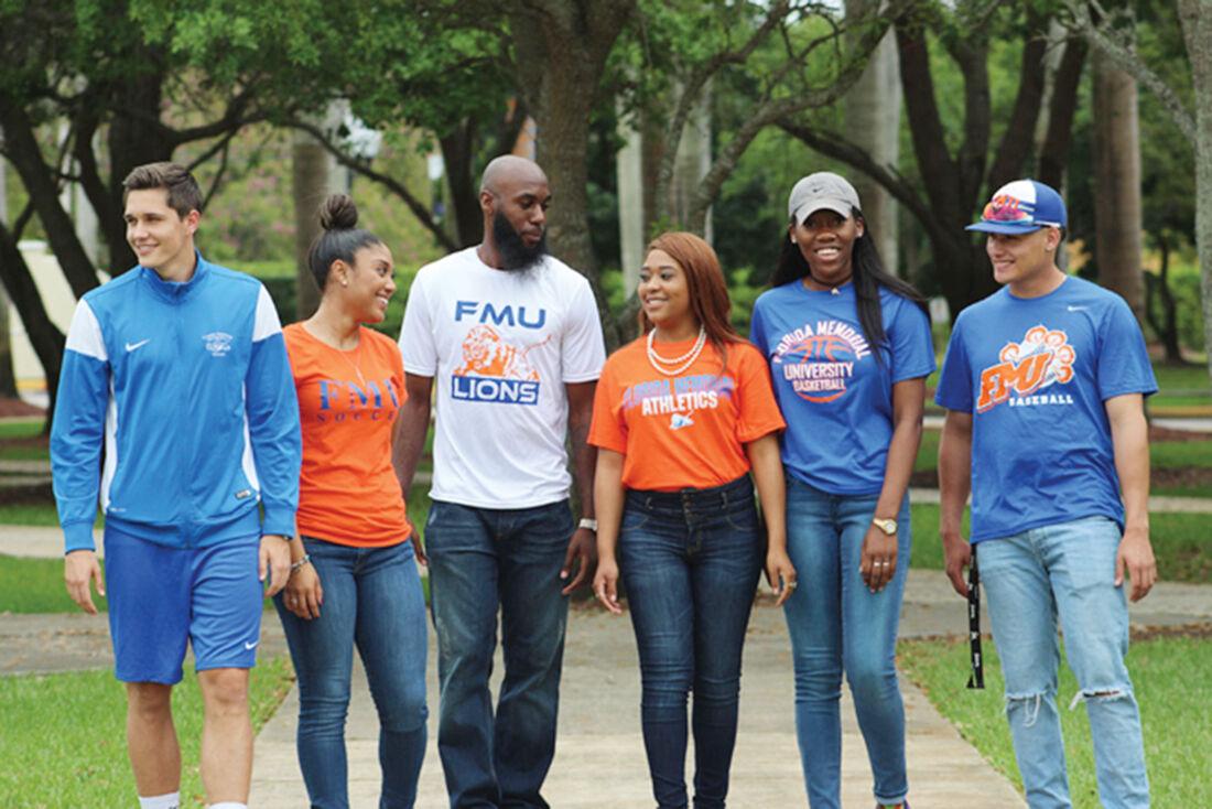 FMU students