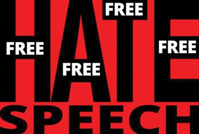 Hate speach