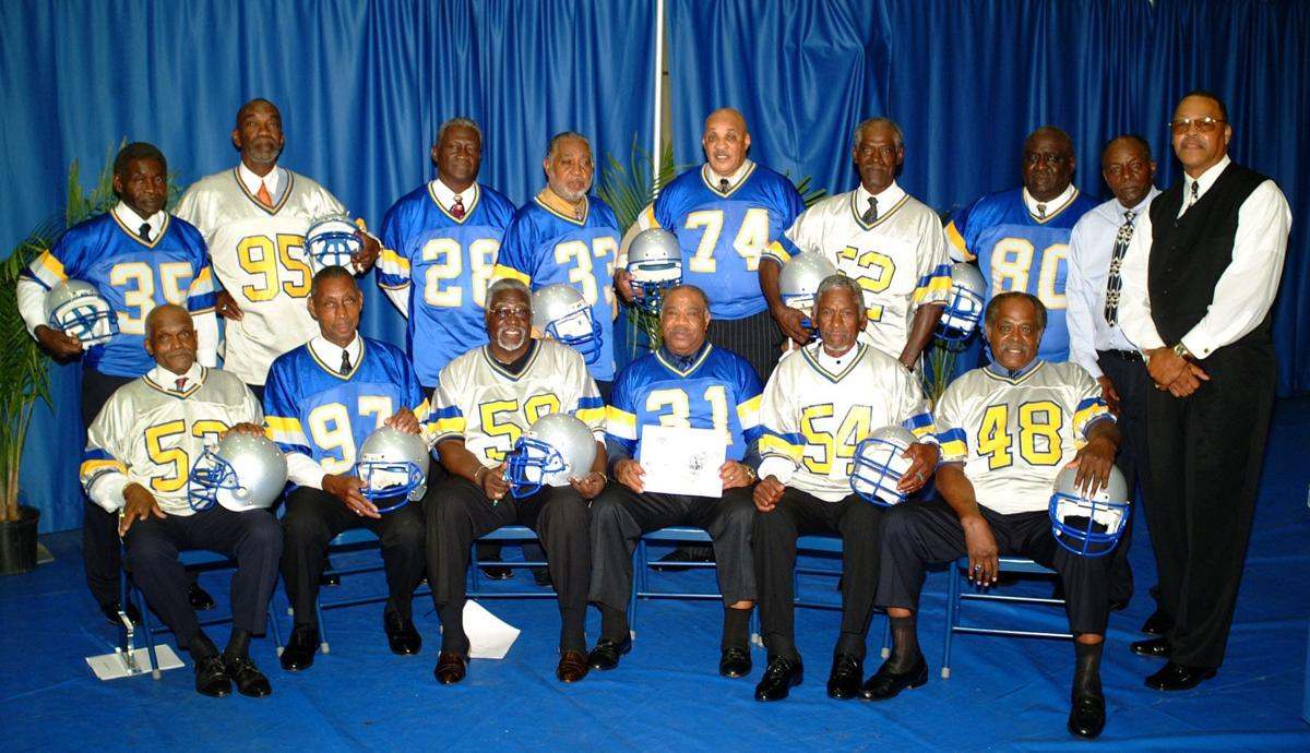 The 1960 undefeated football team
