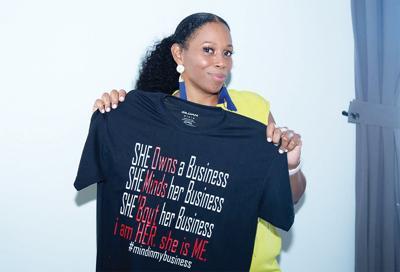 Female professionals and entrepreneurs