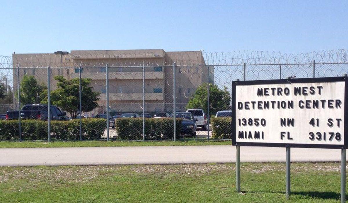 Metro West Detention Center