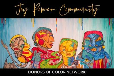Donors of color