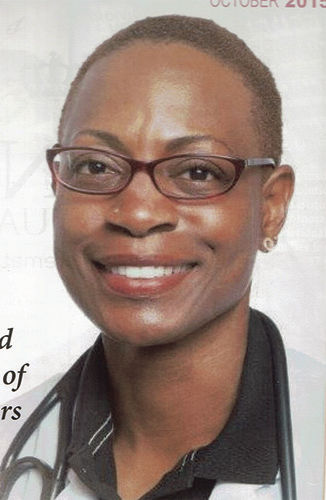VICTORIA MARIE ROBERTS, M.D.