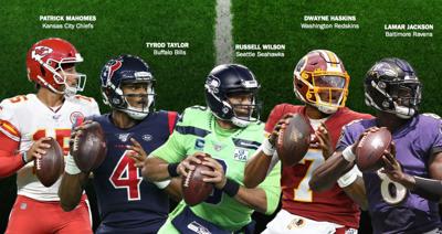 Black NFL quarterbacks