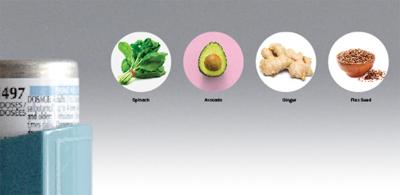 Asthma fighting foods