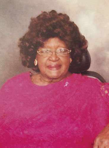 MRS. WILLIE PEARL GALLOWAY