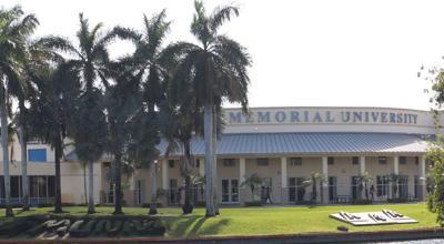 Florida Memorial University campus
