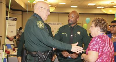 Broward County Sheriff Gregory Tony