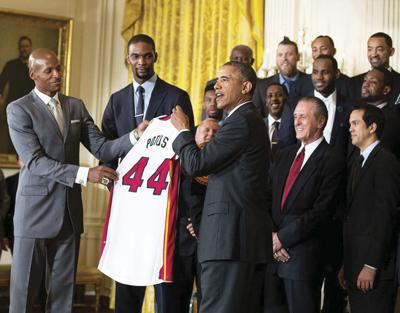 2012-2013 NBA champions