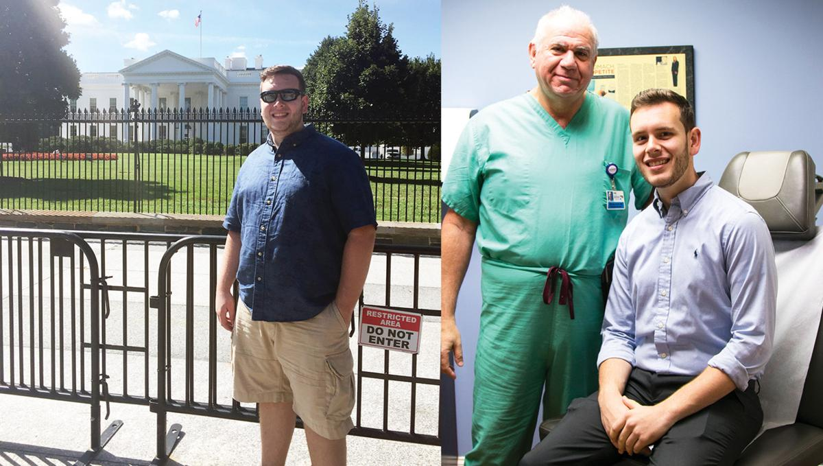 Gastric Sleeve Surgery Gives 21 Year Old A New Beginning Health