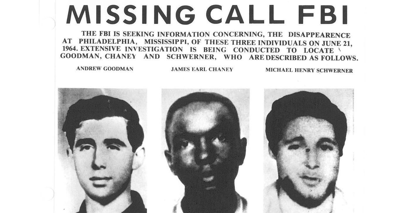 Civil rights workers