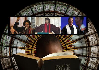 African American Women in Church