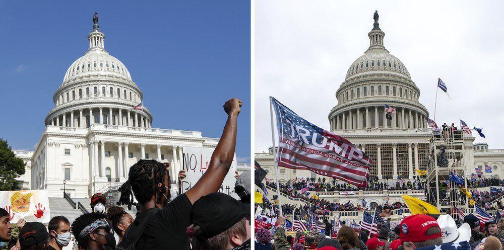 Racism rocks foundation of American Democracy