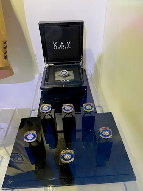 Hall of Fame Rings