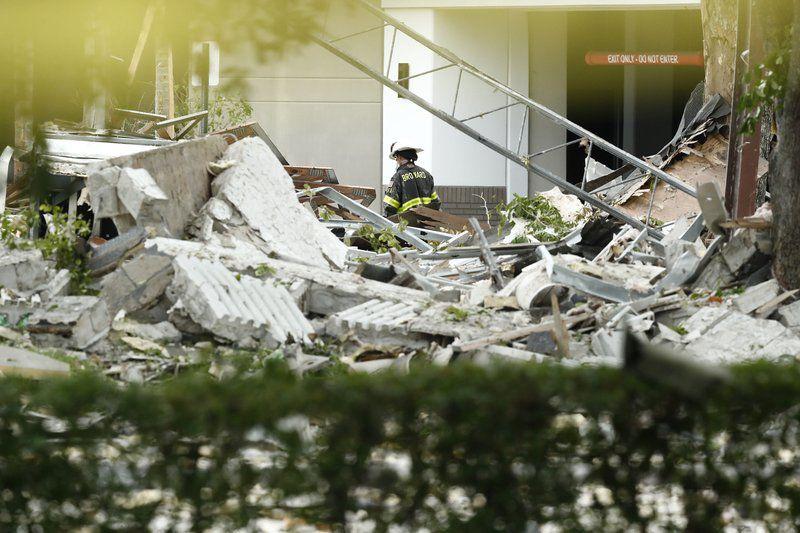 Broward Mall explosion