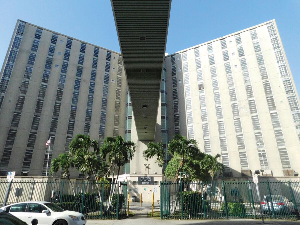 Pre-Trial Detention Center