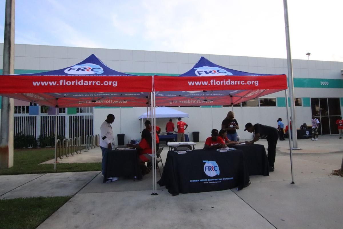 Miami Gardens Amendment 4 Block Party
