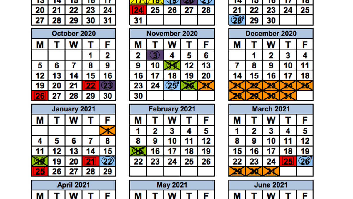 School Calendar 2021 2022 Miami Dade Pictures