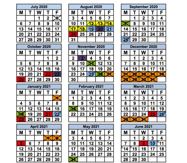 Miami Dade County School Board Approves 2020 21 School Calendars Education Miamitimesonline Com