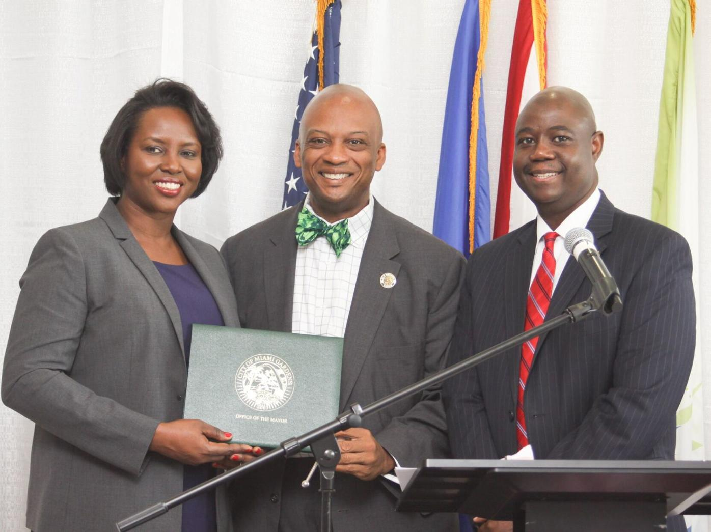 moise honored 2017