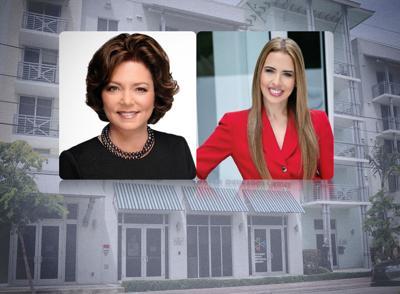 Cindy Lerner and Raquel Regalado