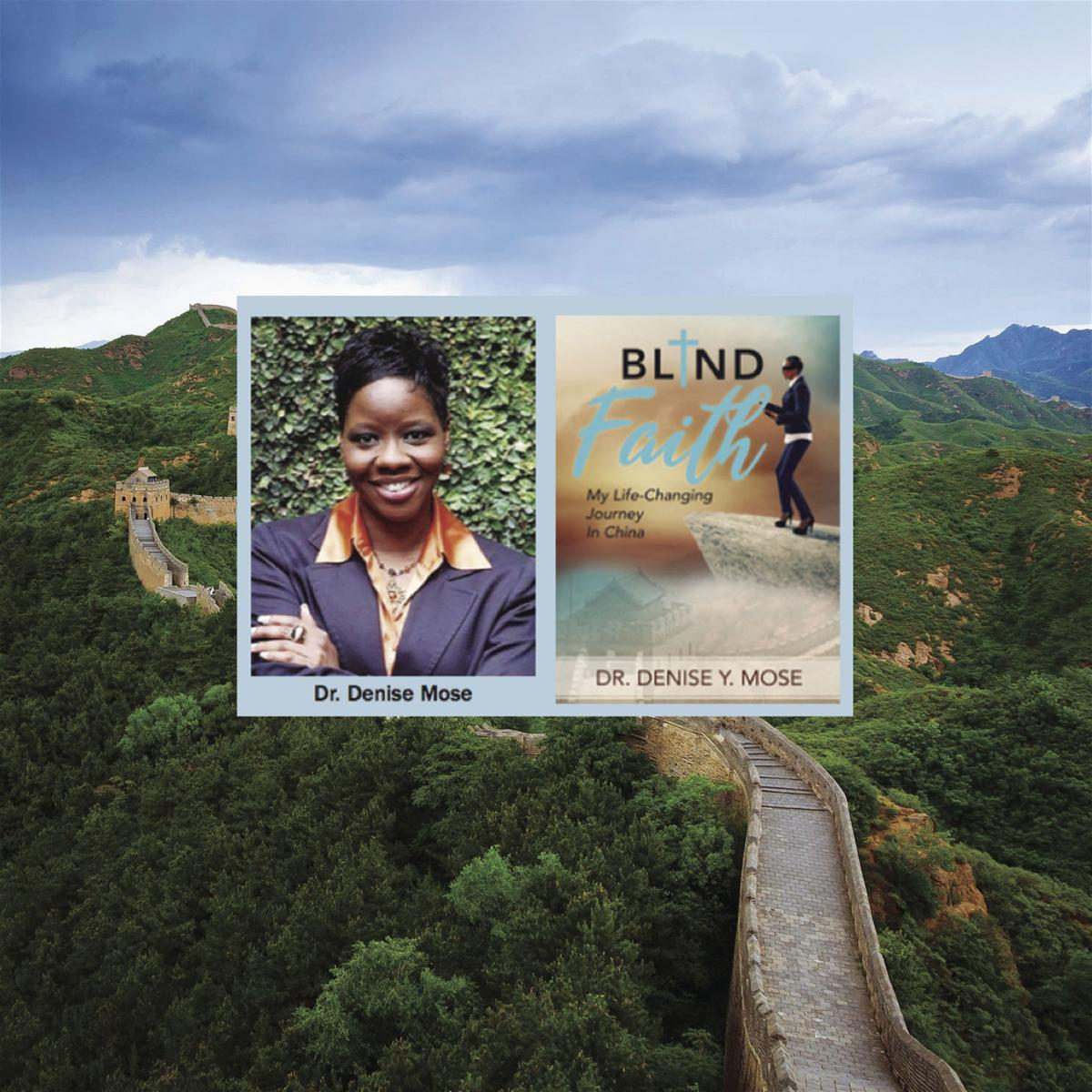 Denise Mose in China