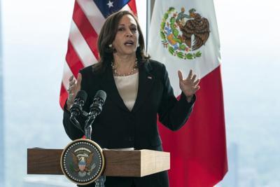 VP Harris mexico