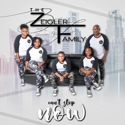 Gospel singing group The Ziegler Family