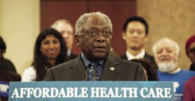 U.S. House Majority Whip James E. Clyburn