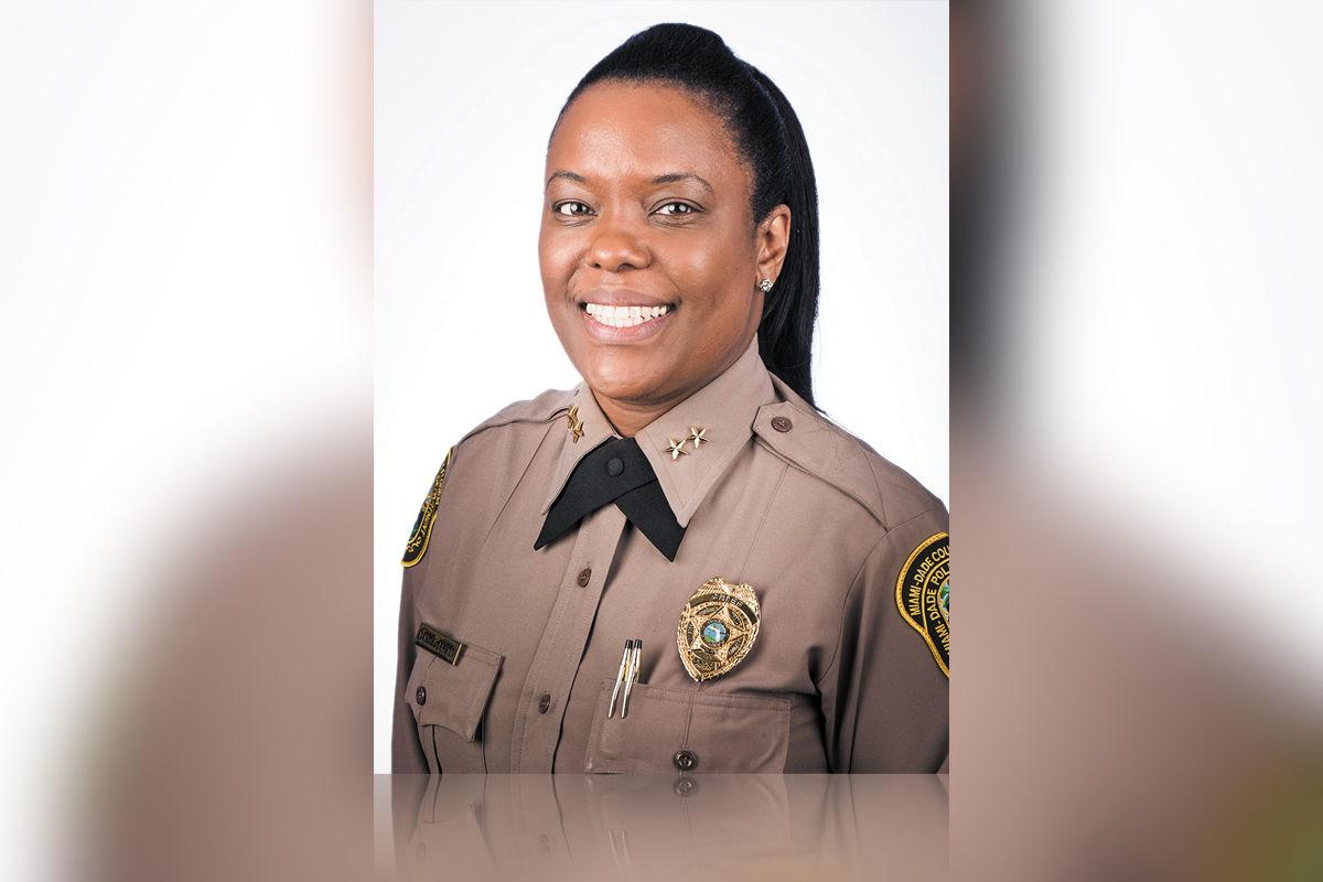 Miami gardens names its new chief of police news for Miami gardens police department