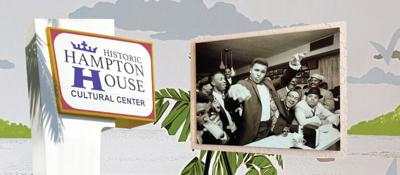 Collage for 'Hampton House'