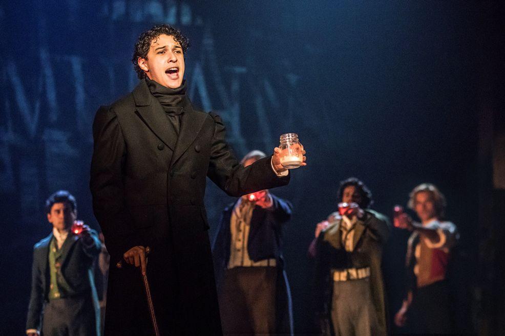 Joshua Grosso as Marius
