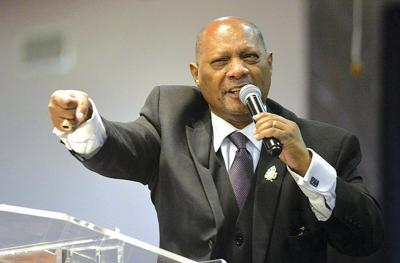 Bishop Reginald T. Jackson