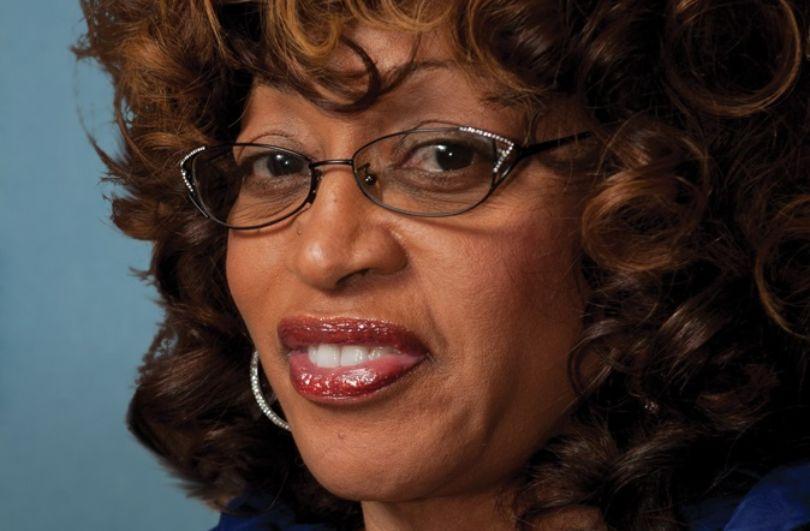 Former Congresswoman Corrine Brown
