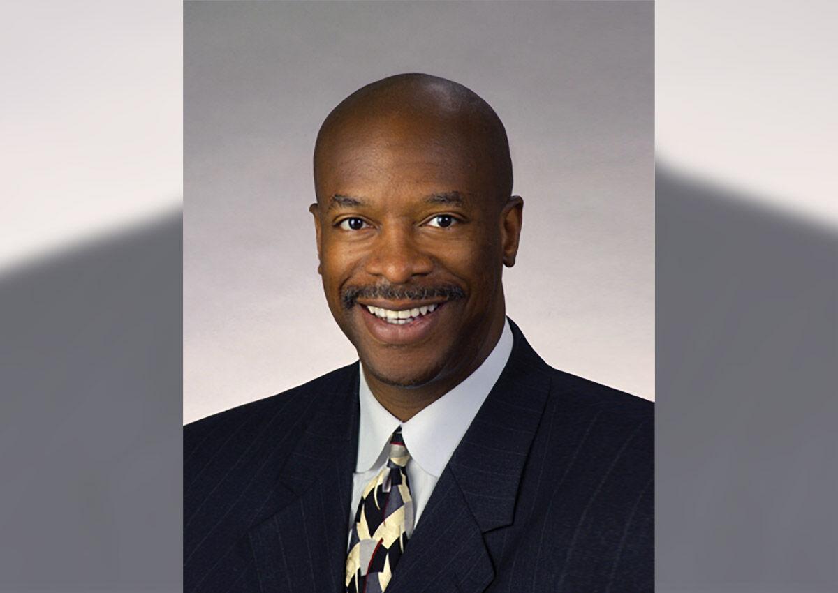 Rev. Dr. Toussaint King Hill Jr., cousin of MLK