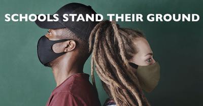 Schools stand